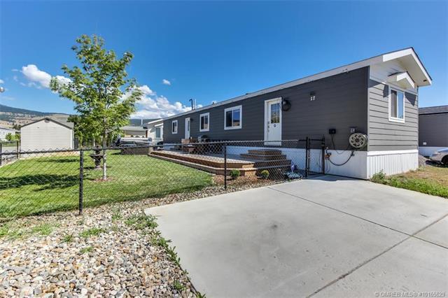 #17 8945 Highway 97 Highway, N, Lake Country, BC V4V 1E8 (MLS #10165629) :: Walker Real Estate Group