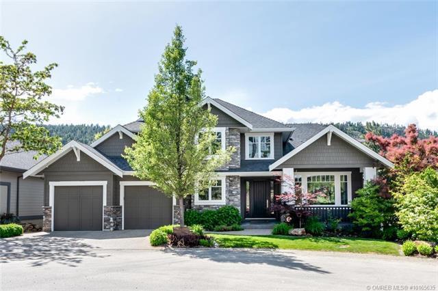 982 Long Ridge Court,, Kelowna, BC V1V 2S1 (MLS #10165635) :: Walker Real Estate Group