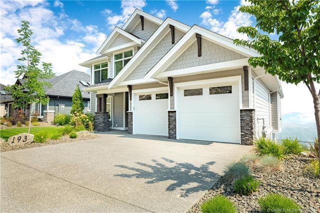 193 Red Rock Court,, Kelowna, BC V1V 3C6 (MLS #10166715) :: Walker Real Estate Group