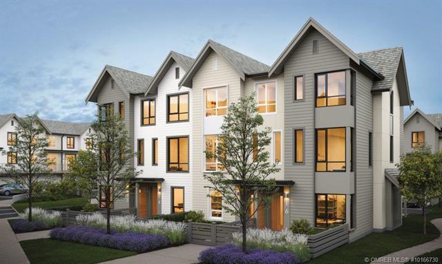 #32 170 Celano Crescent,, Kelowna, BC V1V 2X9 (MLS #10166730) :: Walker Real Estate Group