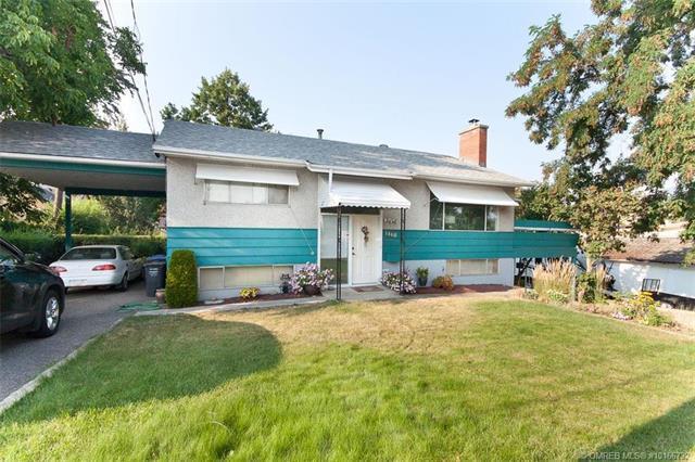 1468 Gaddes Avenue,, Kelowna, BC V1Y 3P7 (MLS #10166732) :: Walker Real Estate Group
