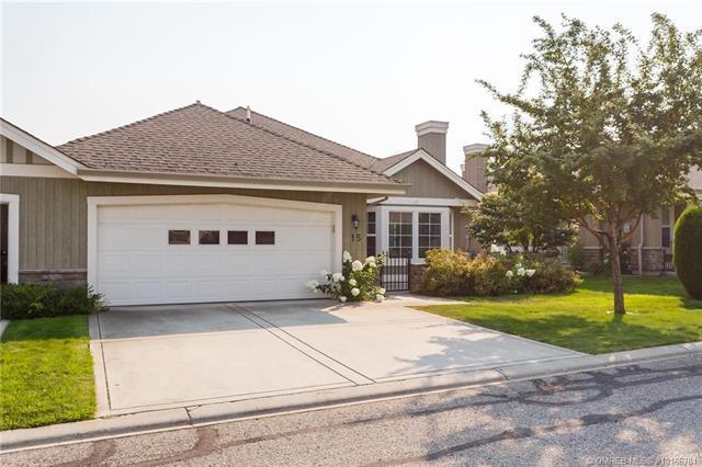 #15 680 Valley Road,, Kelowna, BC V1V 2J3 (MLS #10166781) :: Walker Real Estate Group