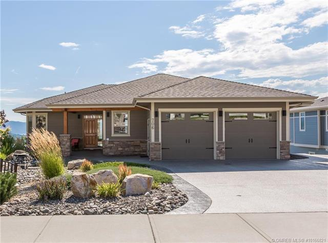 706 Mt Ida Drive,, Coldstream, BC V1B 3Z6 (MLS #10166821) :: Walker Real Estate Group