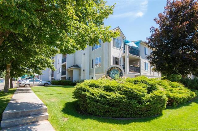 #212 650 3 Street, SW, Salmon Arm, BC V1E 4M2 (MLS #10166838) :: Walker Real Estate Group