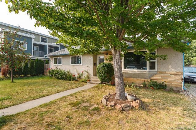 1442 Mcinnes Avenue,, Kelowna, BC V1Y 5V9 (MLS #10166917) :: Walker Real Estate Group