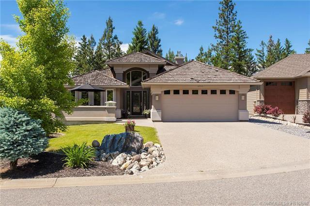 4548 Gallaghers Edgewood Place,, Kelowna, BC V1W 5E5 (MLS #10167086) :: Walker Real Estate Group