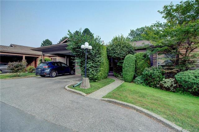#8 1530 Kelglen Crescent,, Kelowna, BC V1Y 6K7 (MLS #10167112) :: Walker Real Estate Group