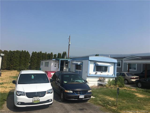#103 3591 Old Vernon Road,, Kelowna, BC V1X 6P4 (MLS #10167201) :: Walker Real Estate Group