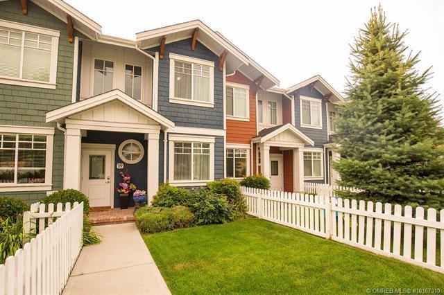 #19 433 Mccarren Avenue,, Kelowna, BC V1W 4T8 (MLS #10167310) :: Walker Real Estate Group