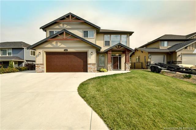 3019 Ironridge Place,, West Kelowna, BC V4T 3L5 (MLS #10167351) :: Walker Real Estate Group