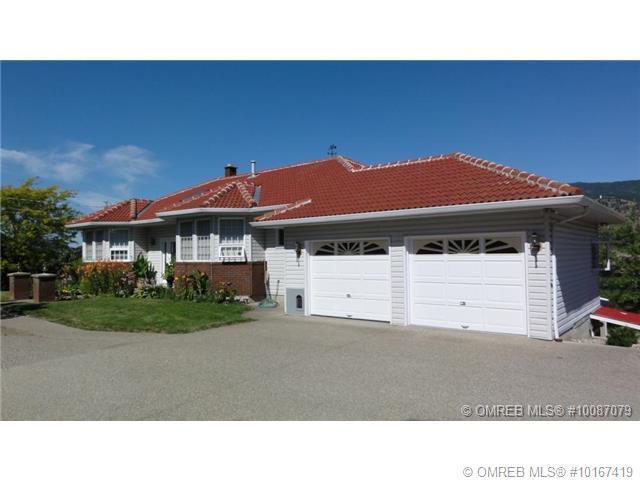 160 Overlook Place,, Vernon, BC V1H 1X1 (MLS #10167419) :: Walker Real Estate Group