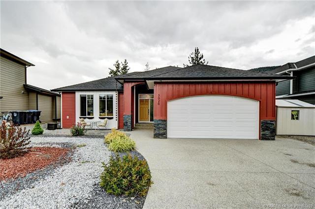 3026 Ironridge Place,, West Kelowna, BC V4T 3L5 (MLS #10167459) :: Walker Real Estate Group