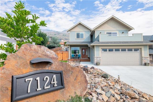 7124 Lakeridge Drive,, Vernon, BC V1H 1Y2 (MLS #10167479) :: Walker Real Estate Group
