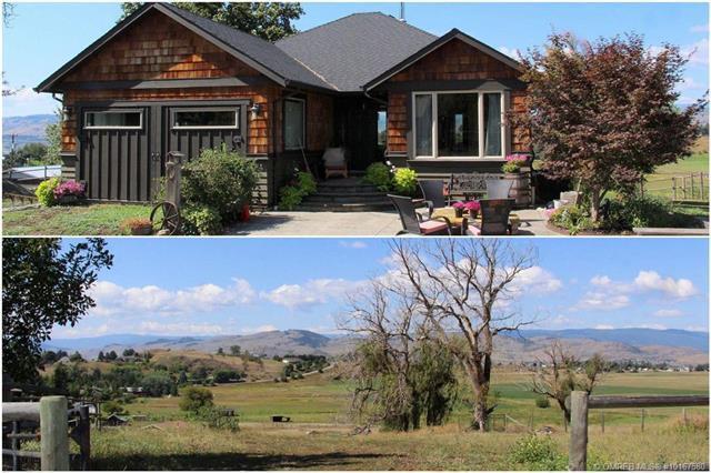 3648 East Vernon Road,, Vernon, BC V1B 3H8 (MLS #10167580) :: Walker Real Estate Group