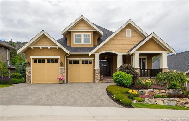 1042 Long Ridge Drive,, Kelowna, BC V1V 2S1 (MLS #10167668) :: Walker Real Estate Group