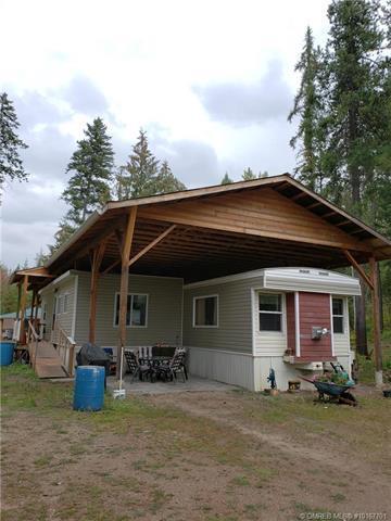 12 North Fork Road,, Cherryville, BC V0E 2G3 (MLS #10167701) :: Walker Real Estate Group