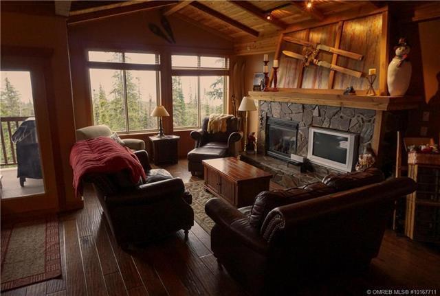 #303 250 Feathertop Way,, Big White, BC V1P 1P3 (MLS #10167711) :: Walker Real Estate Group