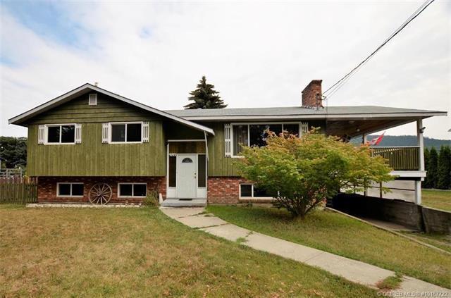 711 Fraser Road,, Lumby, BC V0E 2G7 (MLS #10167722) :: Walker Real Estate Group