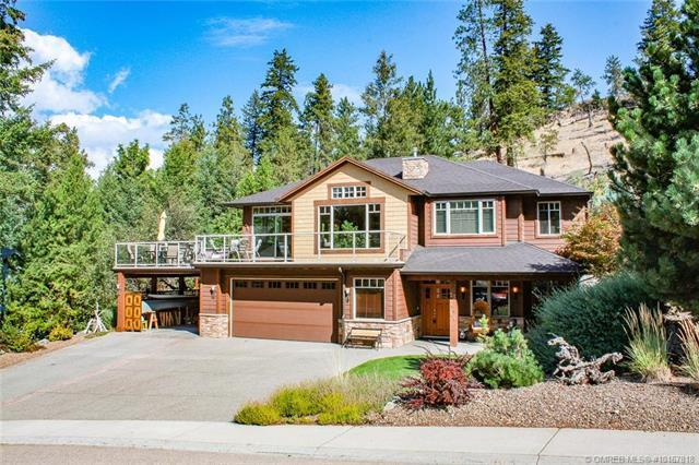 25 Kestrel Place,, Vernon, BC V1H 1R7 (MLS #10167818) :: Walker Real Estate Group
