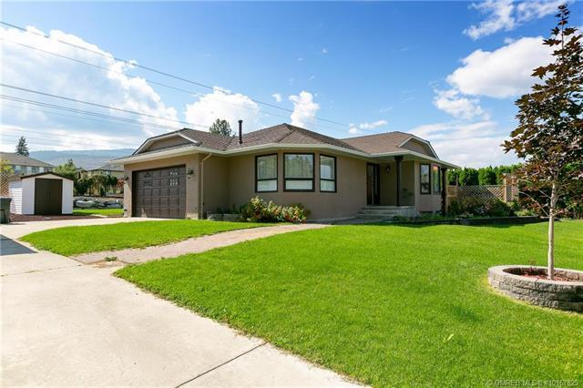 1513 Sunridge Court,, Kelowna, BC V1W 2Z9 (MLS #10167825) :: Walker Real Estate Group
