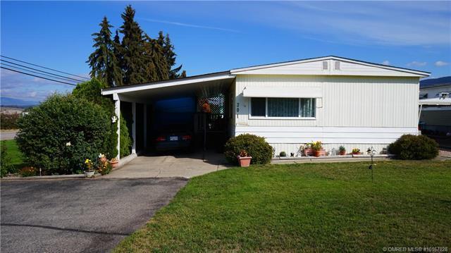 #301 3591 Old Vernon Road,, Kelowna, BC V1X 6P4 (MLS #10167828) :: Walker Real Estate Group