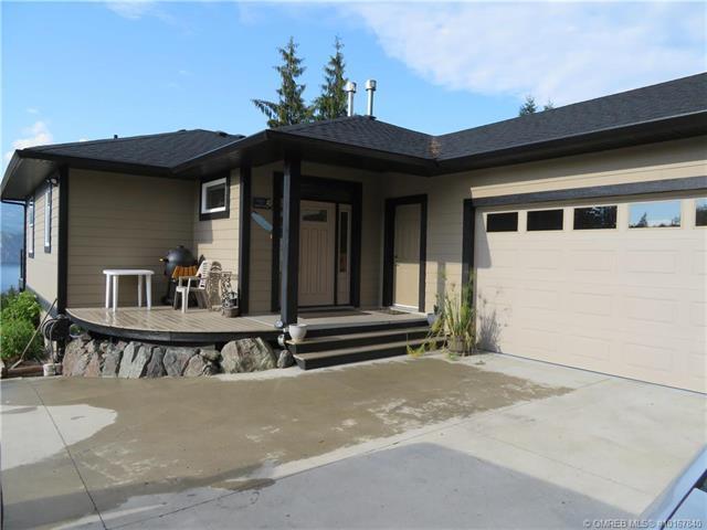 2336 Mount Tuam Crescent,, Blind Bay, BC V0E 2W0 (MLS #10167840) :: Walker Real Estate Group