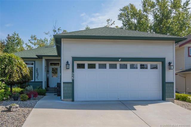 #26 801 20 Street, NE, Salmon Arm, BC V1E 2R7 (MLS #10167955) :: Walker Real Estate Group