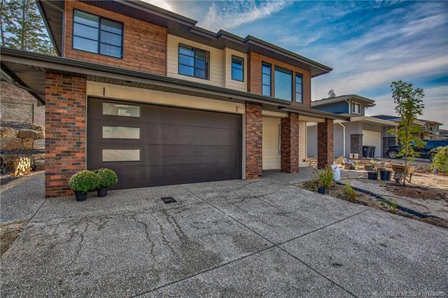 37 Forest Edge Drive, SE, Kelowna, BC V1V 3G3 (MLS #10168009) :: Walker Real Estate Group