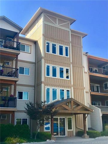 #318 250 Hollywood Road,, Kelowna, BC V1X 3S9 (MLS #10168062) :: Walker Real Estate Group