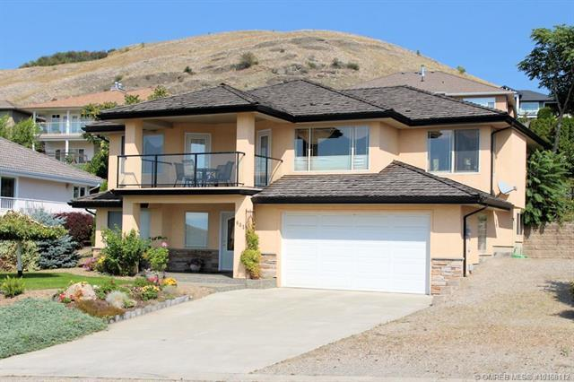 681 Mt. Thor Drive,, Coldstream, BC V1B 2W1 (MLS #10168112) :: Walker Real Estate Group