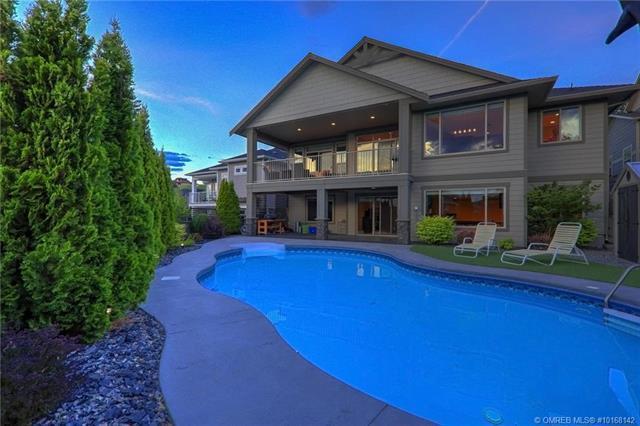 5494 Mountainside Drive,, Kelowna, BC V1W 5G4 (MLS #10168142) :: Walker Real Estate Group