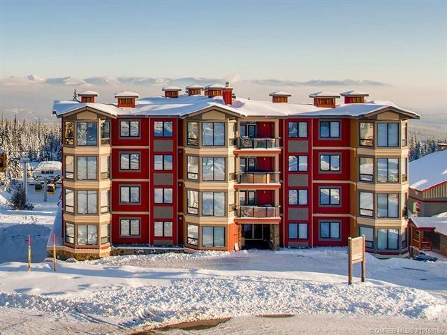 #101 5085 Snowbird Way,, Big White, BC V1P 1P3 (MLS #10168156) :: Walker Real Estate Group