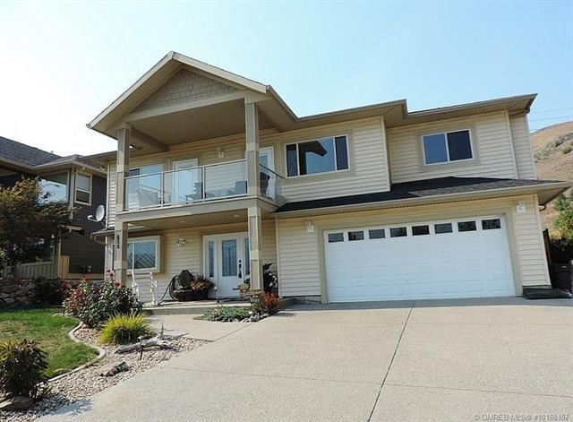 459 Middleton Way,, Coldstream, BC V1T 8A8 (MLS #10168157) :: Walker Real Estate Group