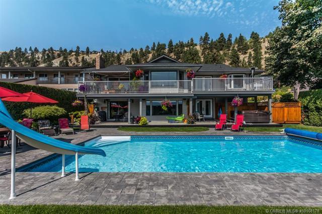2261 Omineca Place,, Kelowna, BC V1V 1H7 (MLS #10168178) :: Walker Real Estate Group