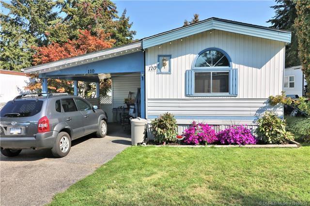 #110 3350 10 Avenue, NE, Salmon Arm, BC V1E 1J6 (MLS #10168224) :: Walker Real Estate Group