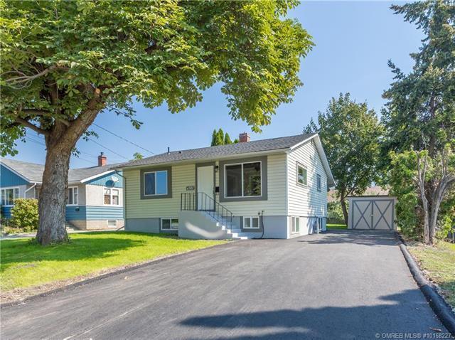 4307 22 Street,, Vernon Bc, BC V1T 4J3 (MLS #10168227) :: Walker Real Estate Group