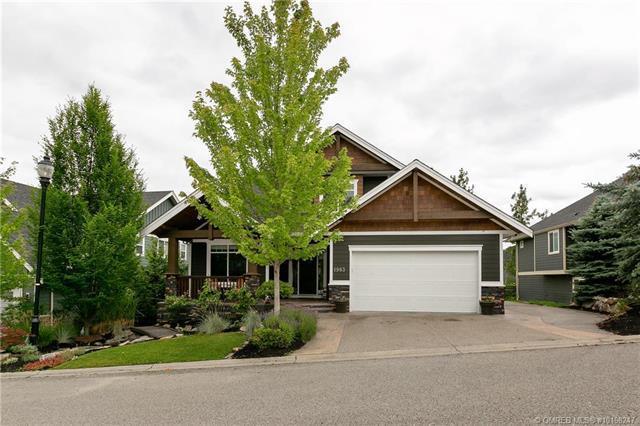 1983 Hidden Ridge Place,, Kelowna, BC V1V 2X8 (MLS #10168247) :: Walker Real Estate Group