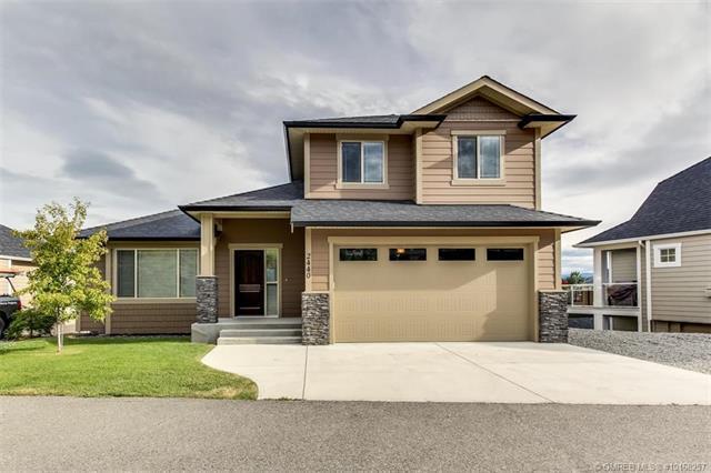 2440 Saddleback Way,, West Kelowna, BC V4T 3H3 (MLS #10168257) :: Walker Real Estate Group
