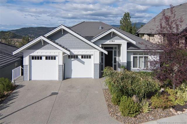 1780 Capistrano Peaks Crescent,, Kelowna, BC V1V 2N1 (MLS #10168293) :: Walker Real Estate Group
