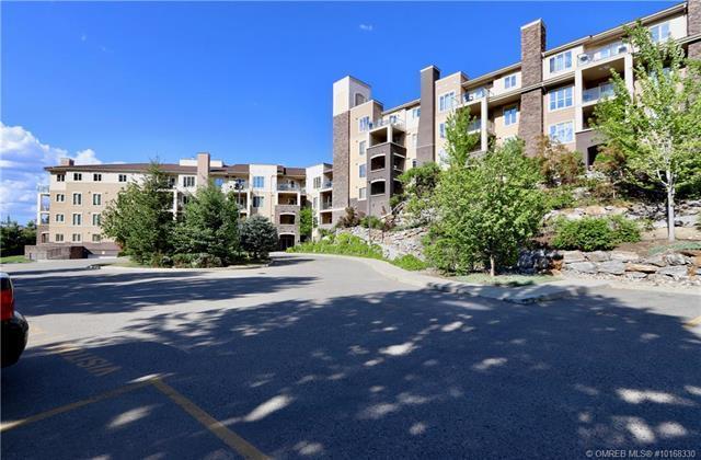 #1408 1875 Country Club Drive,, Kelowna, BC V1V 2W7 (MLS #10168330) :: Walker Real Estate Group