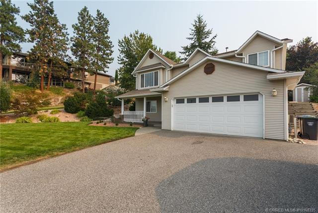 5245 Chute Lake Road,, Kelowna, BC V1W 4L6 (MLS #10168335) :: Walker Real Estate Group