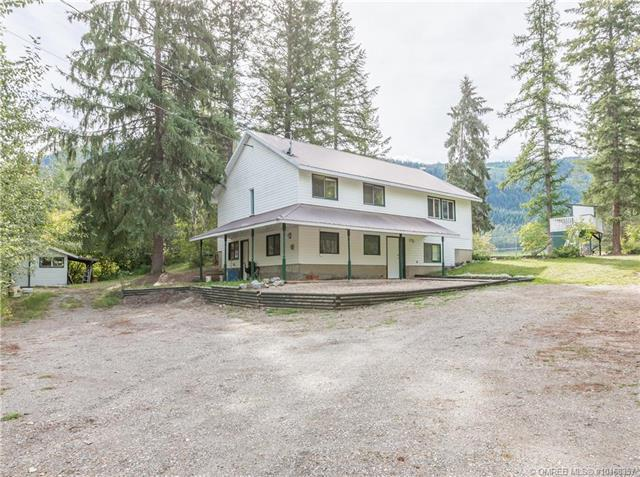 1185 Mabel Lake Road,, Lumby, BC V0E 2G5 (MLS #10168357) :: Walker Real Estate Group