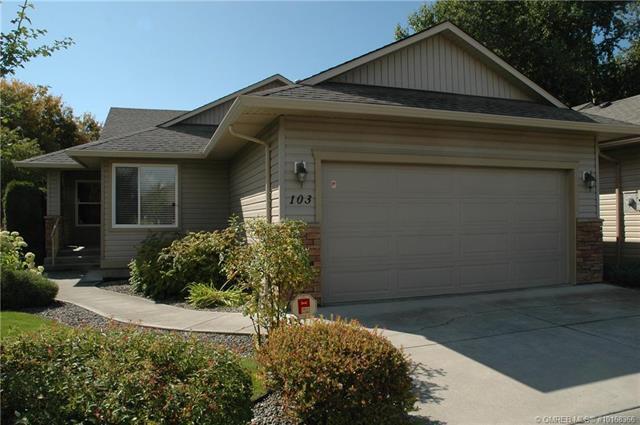 #103 2200 53 Avenue,, Vernon, BC V1T 9N8 (MLS #10168366) :: Walker Real Estate Group