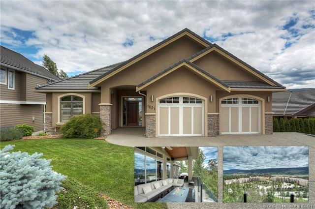 1821 Capistrano Drive,, Kelowna, BC V1V 2Z3 (MLS #10168421) :: Walker Real Estate Group