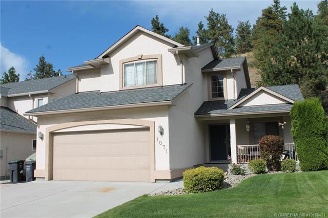 1071 Chilcotin Crescent,, Kelowna, BC V1V 2L7 (MLS #10168431) :: Walker Real Estate Group