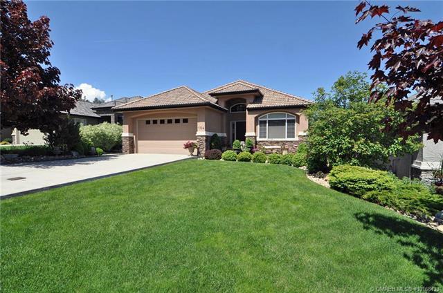 #104 1950 Capistrano Drive,, Kelowna, BC V1Y 2N7 (MLS #10168433) :: Walker Real Estate Group