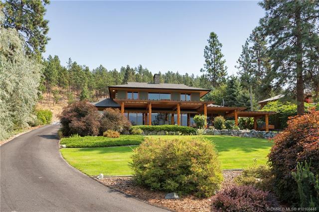 9887 Okanagan Centre Road, W, Lake Country, BC V4V 2J3 (MLS #10168448) :: Walker Real Estate Group