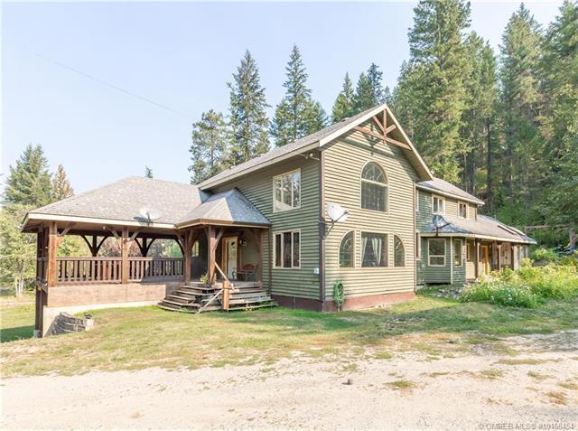 1667 Mabel Lake Road,, Lumby, BC V0E 2G0 (MLS #10168454) :: Walker Real Estate Group