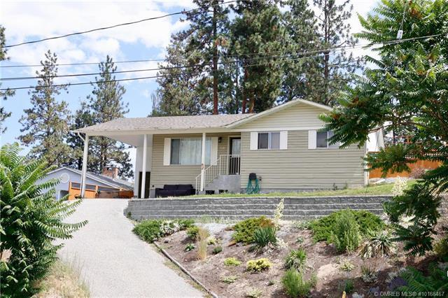 488 Sheila Crescent,, Kelowna, BC V1W 4L8 (MLS #10168467) :: Walker Real Estate Group