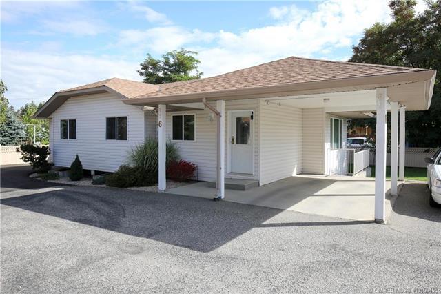 #6 1809 45th Avenue,, Vernon, BC V1T 7T7 (MLS #10168468) :: Walker Real Estate Group